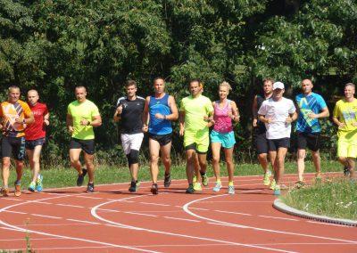 Z chůze do běhu aneb Indiánský běh