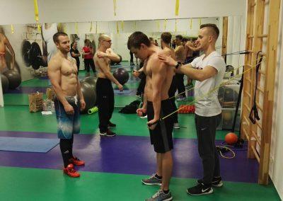 Street workout základní přípravný kurz (část 1.)