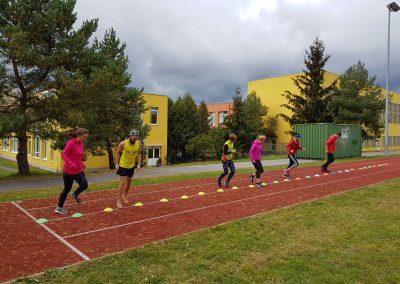 Instruktor kondičního běhu – Level 1