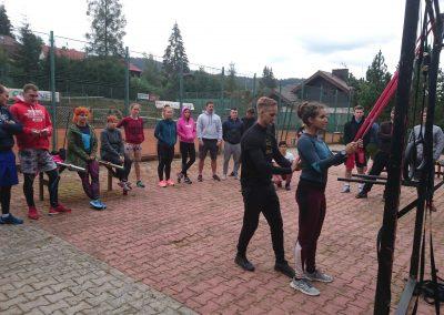 Specifika tréninku s mládeží + STREET WORKOUT ELITE (část 4.)